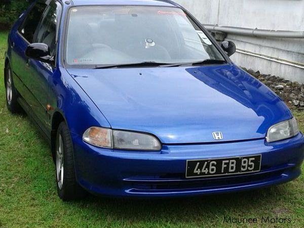 Pre-owned Honda Civic EG8 for sale in Mauritius