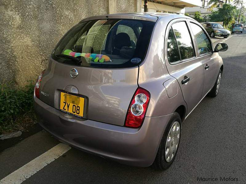 Pre-owned Nissan March Ak12 for sale in