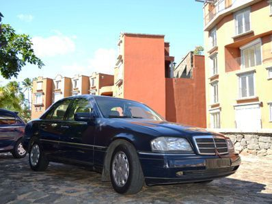 Used Mercedes-Benz C180 for sale in Mauritius