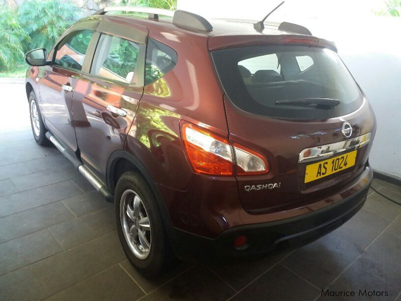 Pre-owned Nissan quashqai for sale in Mauritius