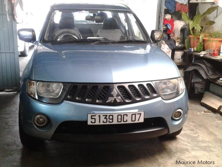 Pre-owned Mitsubishi Sportero for sale in Mauritius