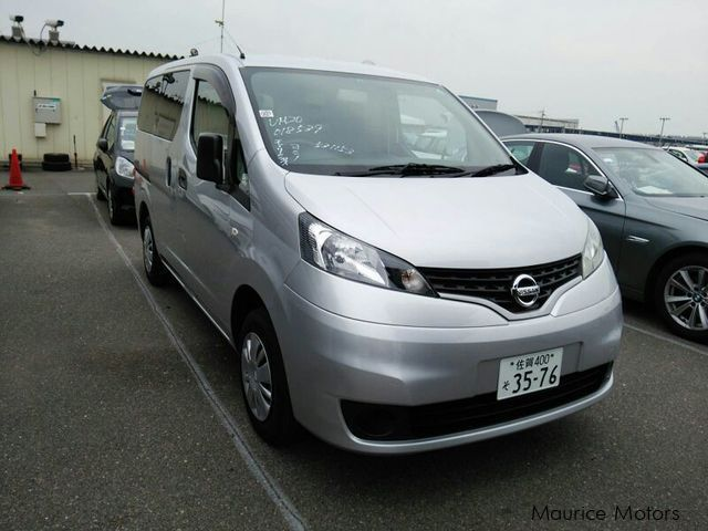 Used Nissan Nv200 VX for sale in Mauritius