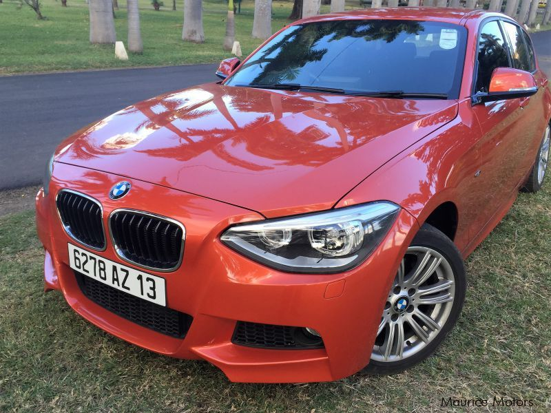 Pre-owned BMW 116i M PACKAGE for sale in Mauritius