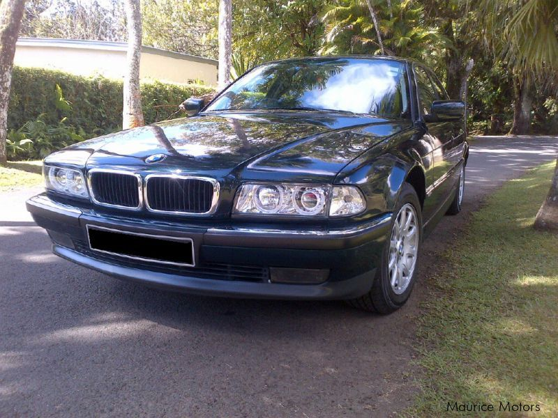 Used BMW 730i for sale in Mauritius