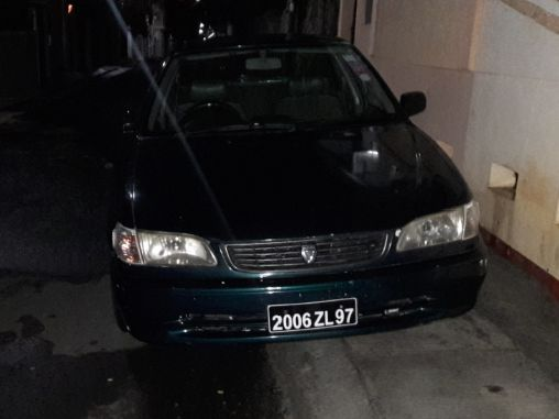 Pre-owned Toyota Corolla E110 for sale in