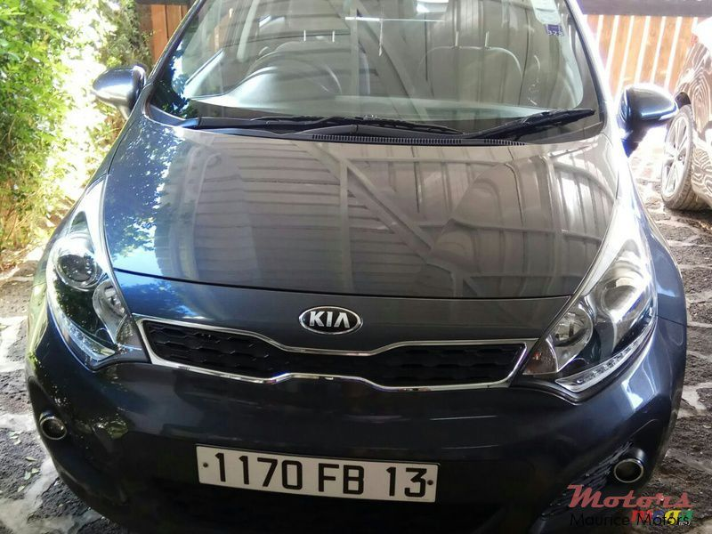 Used Kia Riox ex pack for sale in