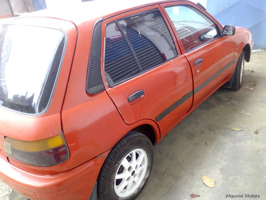 Used Toyota starlet for sale in
