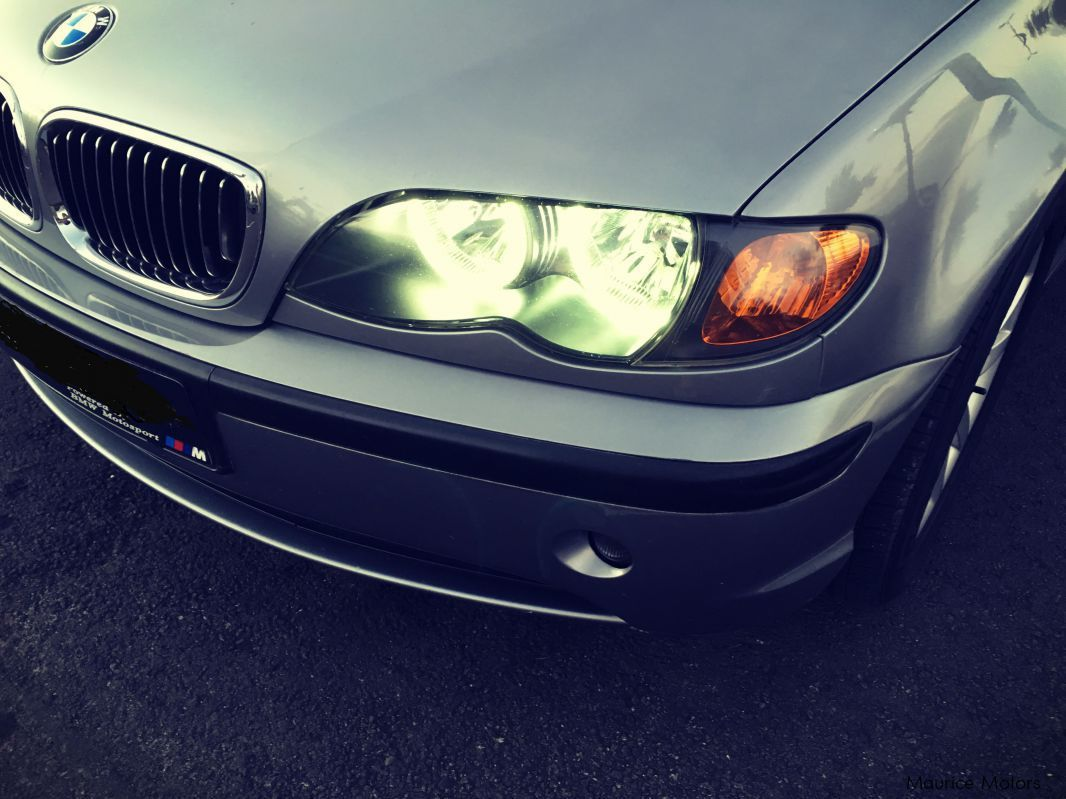 Pre-owned BMW E46 for sale in Mauritius