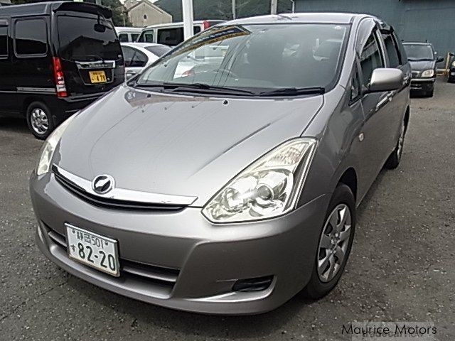 Pre-owned Toyota Wish 7 seater for sale in Mauritius