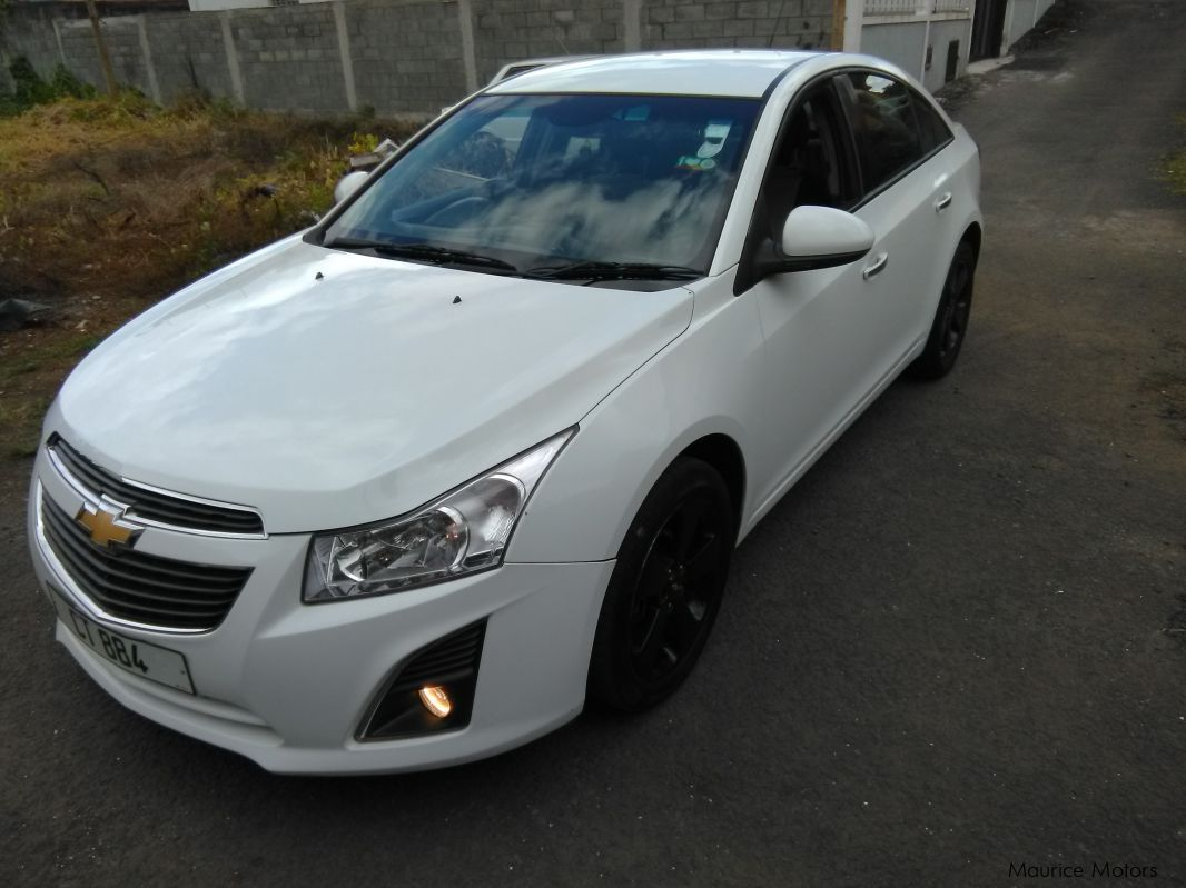 Pre-owned Chevrolet CRUZE LT sport for sale in
