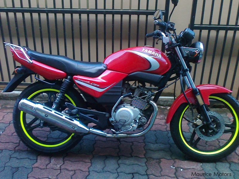 Used Yamaha ybr for sale in Mauritius