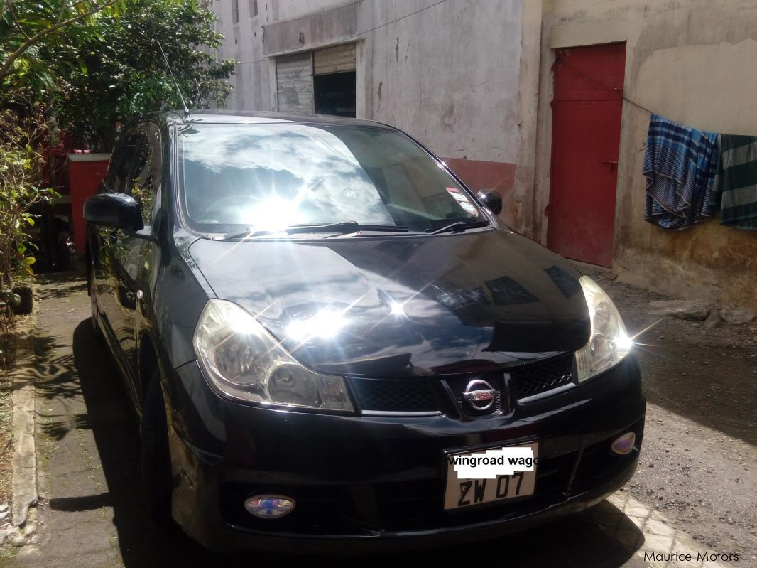 Pre-owned Nissan Wingroad for sale in