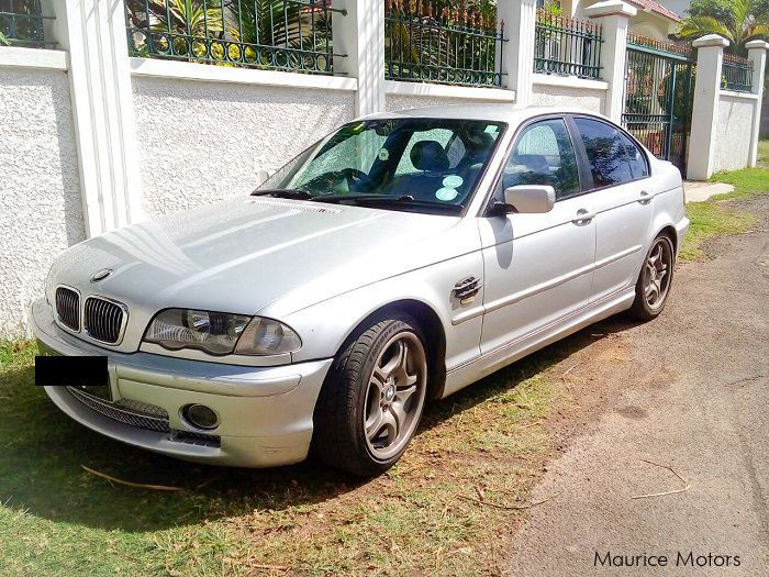 Used BMW 320D E46 for sale in Mauritius