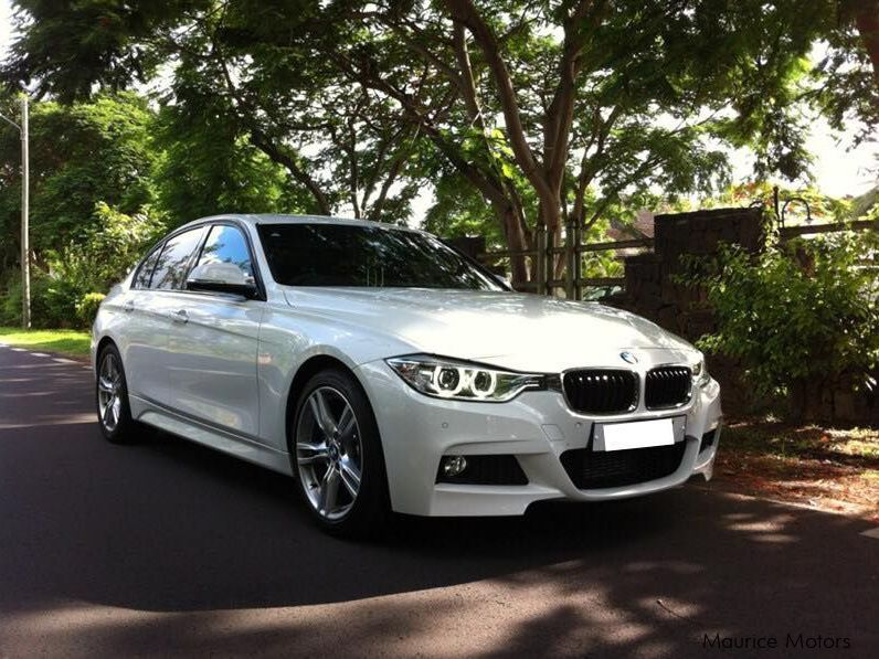 Pre-owned BMW F30 316i for sale in Mauritius