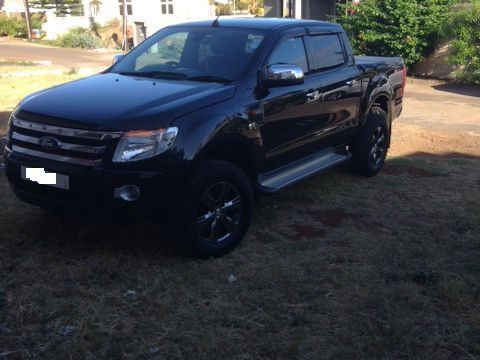 Used Ford Ranger for sale in Mauritius
