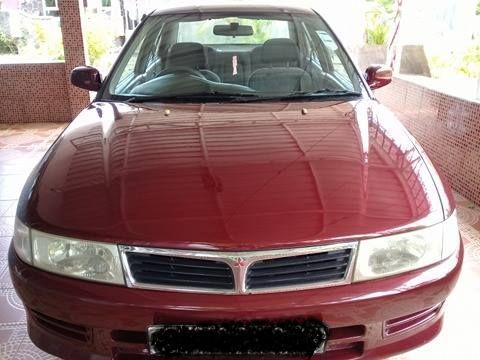 Pre-owned Mitsubishi Lancer GLX 98 for sale in