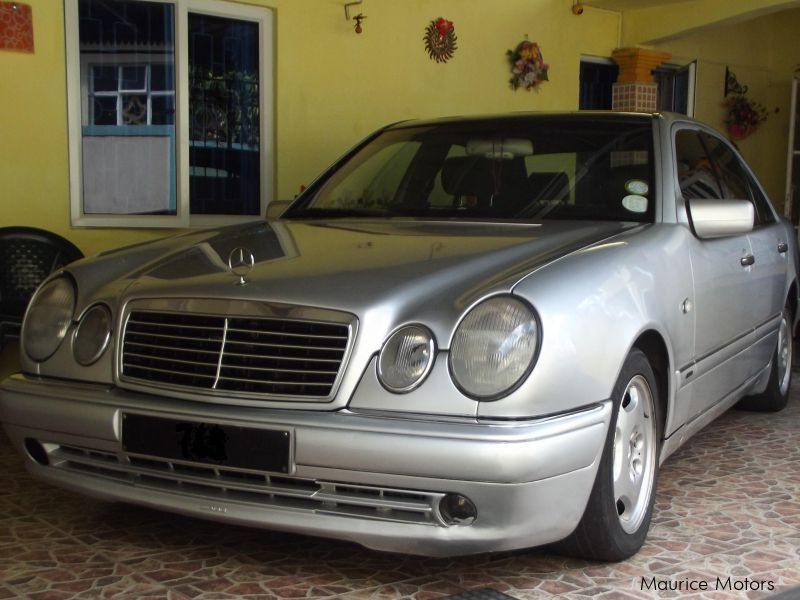 Used Mercedes-Benz e 280 for sale in Mauritius