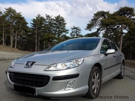 Pre-owned Peugeot 407 for sale in Mauritius
