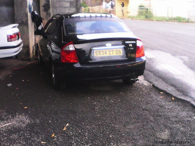 Used Kia cerato for sale in Mauritius