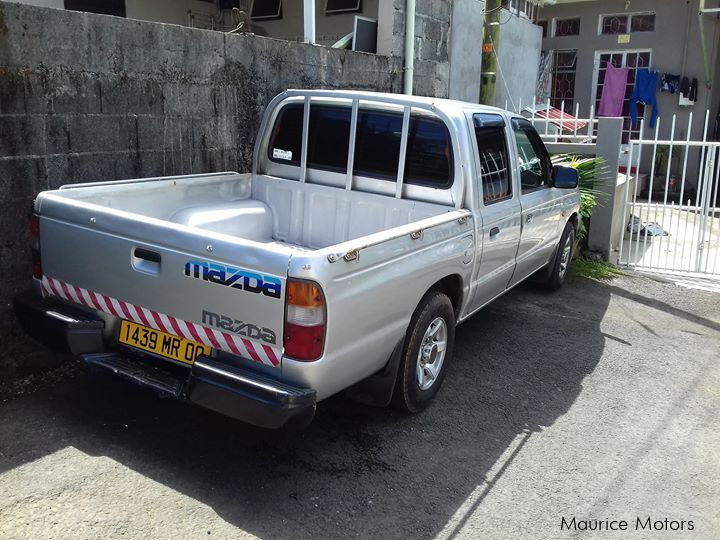 Pre-owned Mazda B2500 for sale in Mauritius