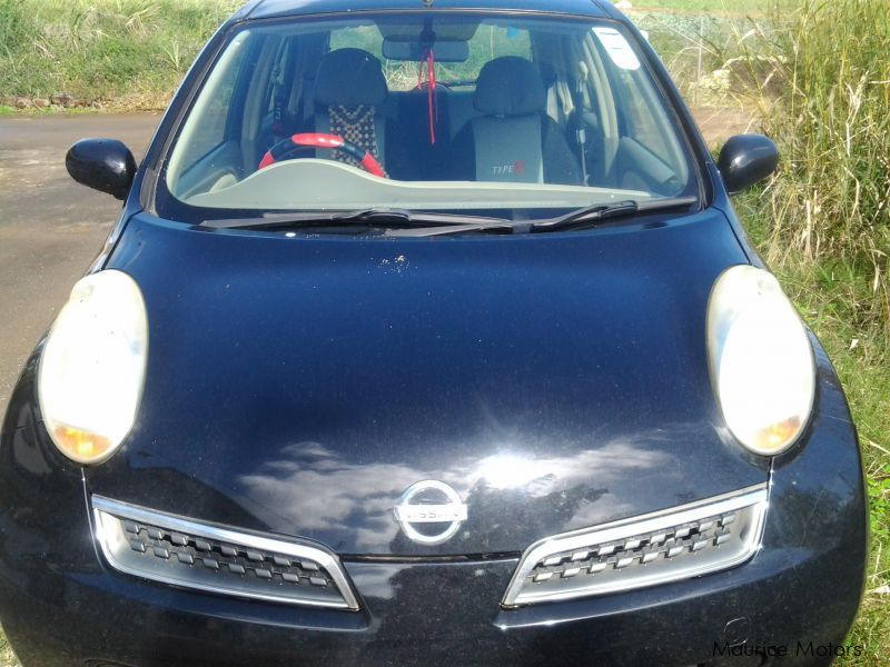 Pre-owned Nissan March for sale in Mauritius