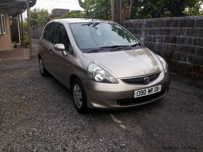 Pre-owned Honda Honda Jazz for sale in Mauritius