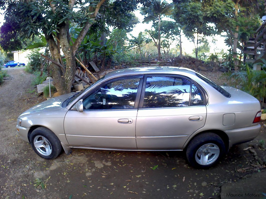 Pre-owned Toyota EE101 for sale in
