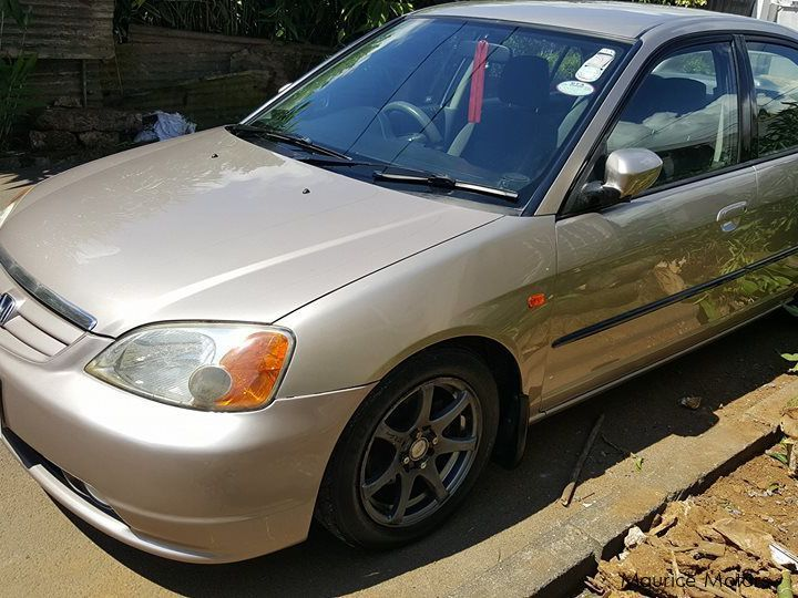 Pre-owned Honda CIVIC es8 2001 EXI for sale in