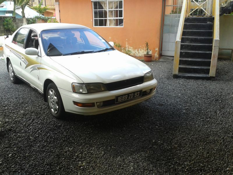 Used Toyota at 190 for sale in Mauritius