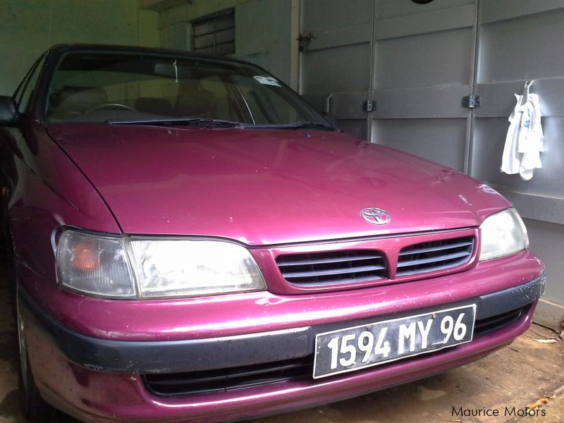 Pre-owned Toyota Corona for sale in Mauritius