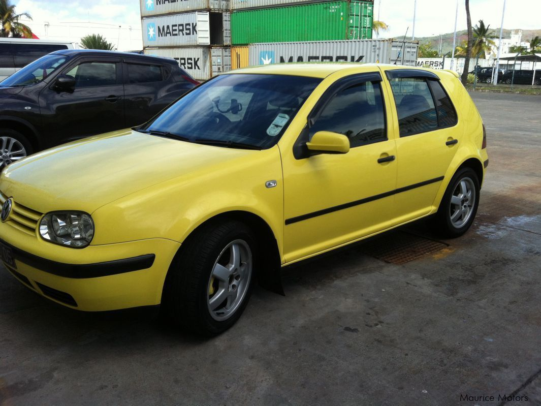 Pre-owned Volkswagen Volkswagen Golf IV 1.4 GTI for sale in