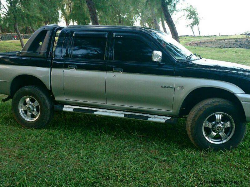 Pre-owned Mitsubishi L200 4*4 for sale in Mauritius