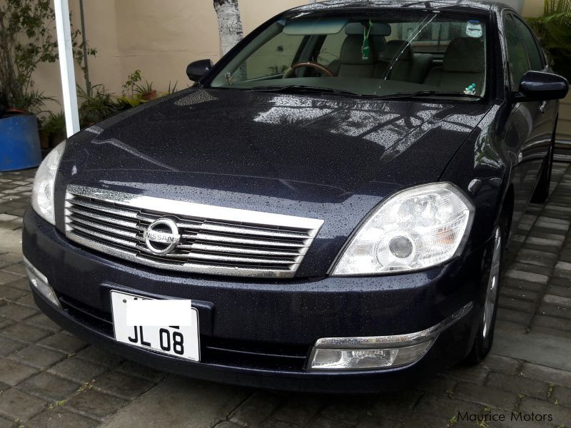 Pre-owned Nissan Cefiro for sale in Mauritius