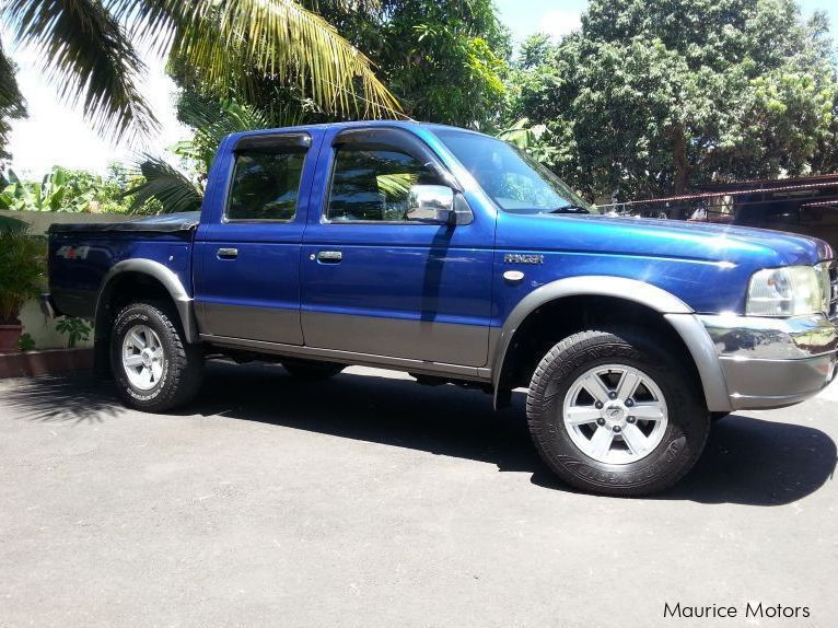 Pre-owned Ford Ranger XLT 4x4 for sale in