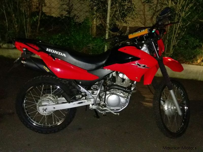 Pre-owned Honda XL 125 for sale in Mauritius