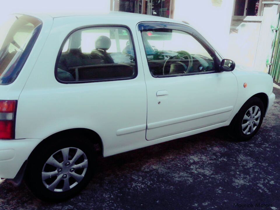 Pre-owned Nissan march k11 for sale in