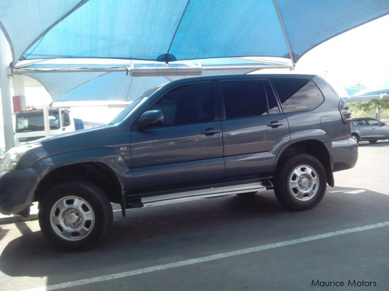 Used Toyota Prado for sale in Mauritius