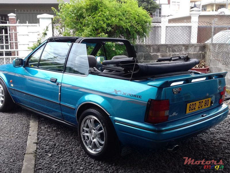 Pre-owned Ford Escort Convertible for sale in