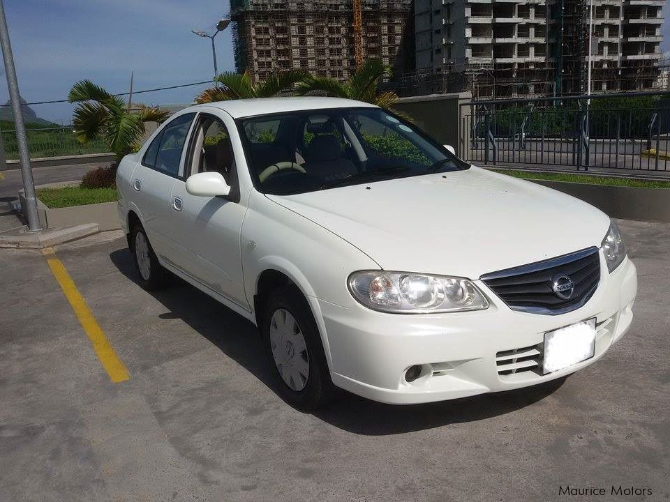 Pre-owned Nissan Sunny N18 for sale in