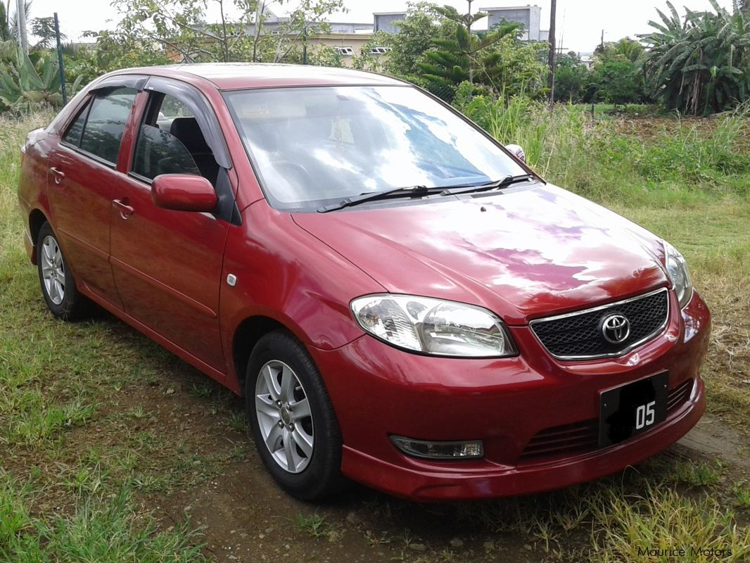 Pre-owned Toyota Vioz for sale in