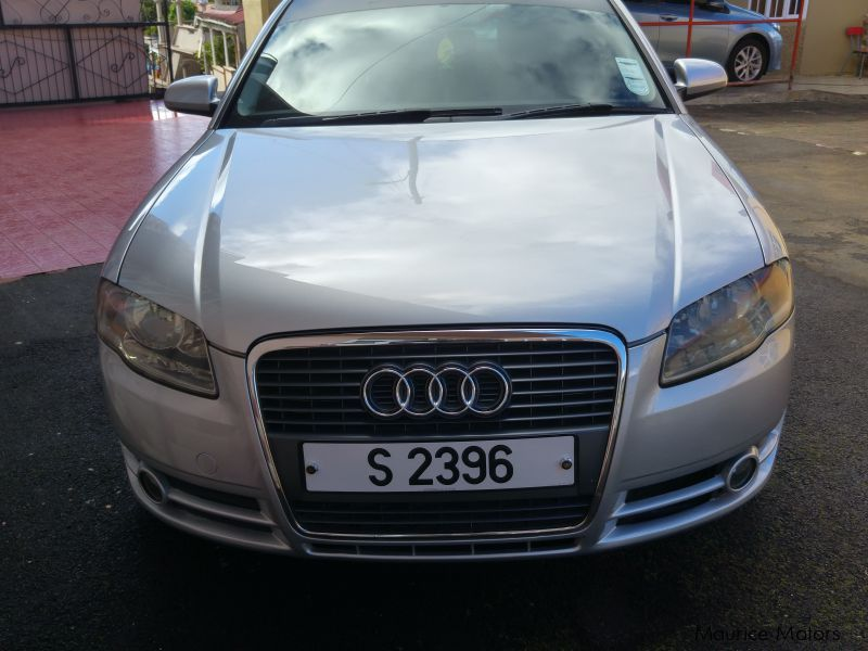 Pre-owned Audi A4 for sale in Mauritius