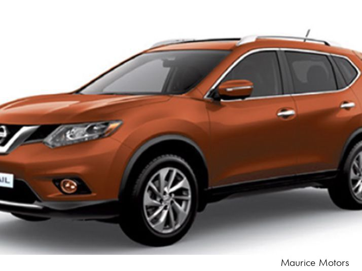 Pre-owned Nissan Xtrail for sale in Mauritius