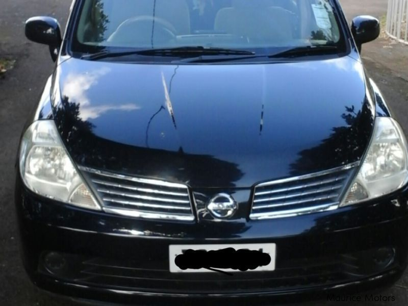 Pre-owned Nissan Tida Latio for sale in Mauritius