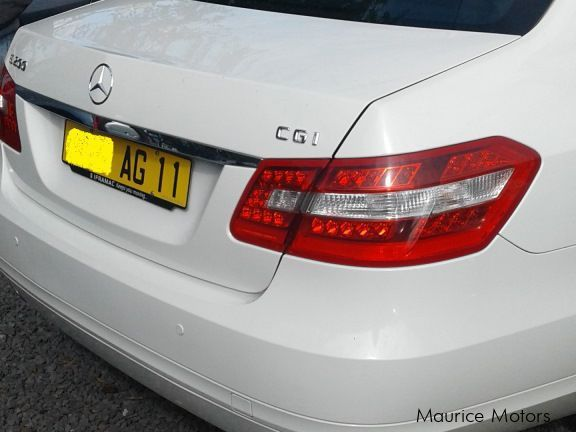 Pre-owned Mercedes-Benz E200 for sale in Mauritius