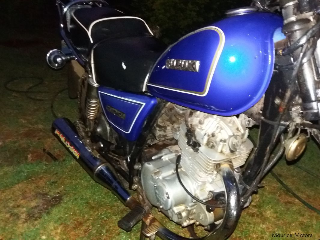 Pre-owned Suzuki GN 125 for sale in