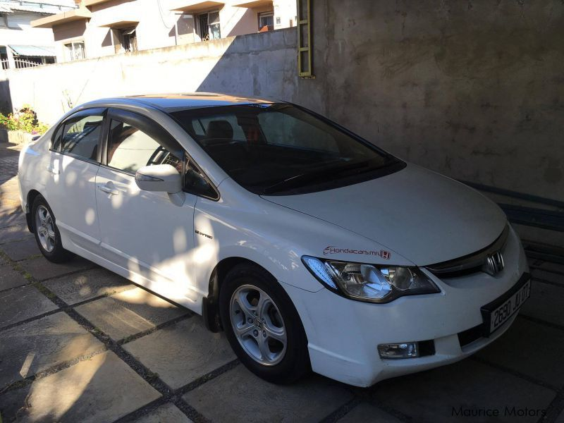 Pre-owned Honda Civic for sale in Mauritius