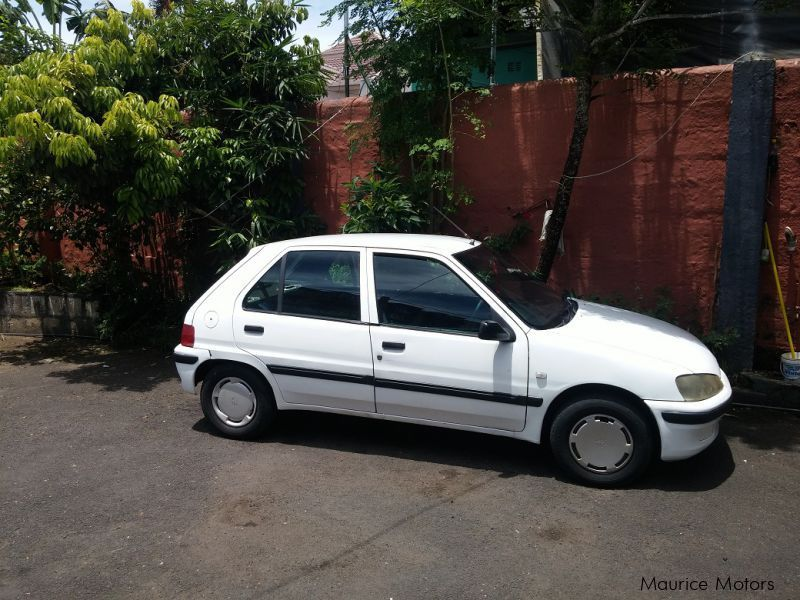Pre-owned Peugeot 106 for sale in Mauritius