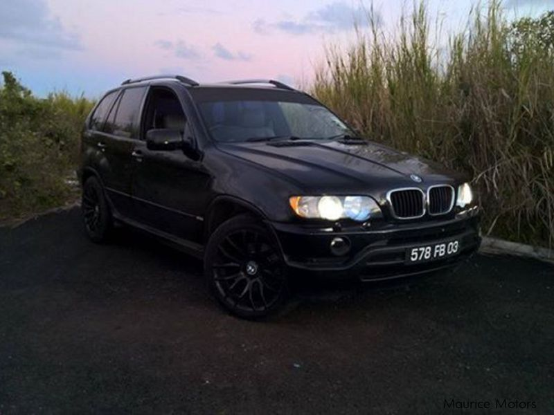 Pre-owned BMW X5 3.0I 264hp for sale in Mauritius