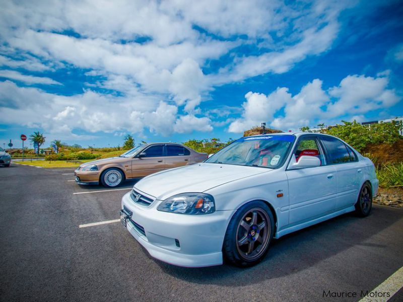Used Honda CIVIC VTEC for sale in Mauritius