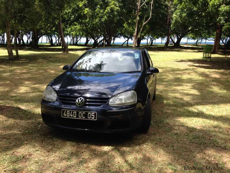 Pre-owned Volkswagen GOLF MK5 for sale in Mauritius